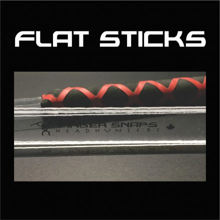 Flat Sticks